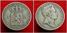 Netherlands - 1 Gulden 1840 ~ Zeldzaam
