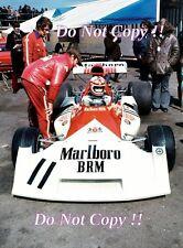 Clay Regazzoni BRM P160E British Grand Prix 1973 fotografía 2