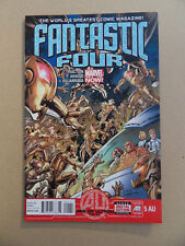 Fantastic Four 5 AU . Age Of Ultron Tie -In. Marvel 2013 . VF