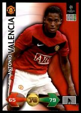 Panini Champions League 09/10 (Super Strikes) Valencia Antonio Manchester United