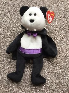ty beanie baby Count (Dracula) Retired with Tags