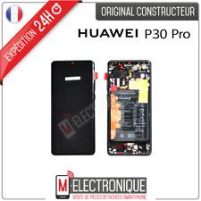 ECRAN LCD NOIR + BATTERIE ORIGINAL HUAWEI P30 PRO