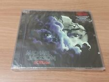 MICHAEL JACKSON SCREAM RARE KOREA CD 2017 NEW