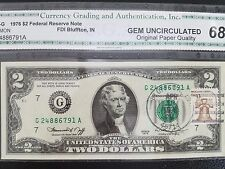 1976 FEDERAL RESERVE FIRST DAY ISSUE 68