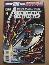 Avengers Vol.3 #48 Marvel Comics 1998 Series 100 Page Monster 9.4 Near Mint