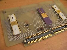 1970' SB-3614 Tactical Telephone card 100x175mm WITH CPU FOR GOLD SCRAP COLLECT