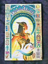 1999 America's Best Comics Promethea Comic Book # 1 Alex Ross Cover Alan Moore