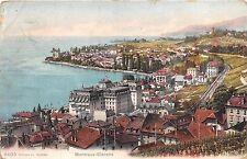 BR36358 Montreux Clarens      Switzerland