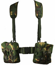 USED British Forces DPM PLCE Webbing Set