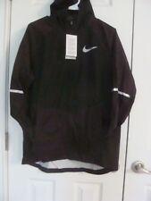 Men's Nike Zonal Aeroshield Running Jacket Port Wine 857808 652 Size S~2XL