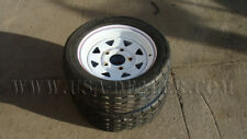 2 - Amerityre 5.70X12 Tires & Rims