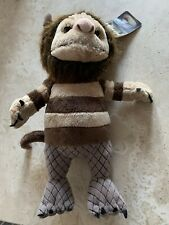"""WHERE THE WILD THINGS ARE 12"""" Plush SOFT TOY New Tags"""