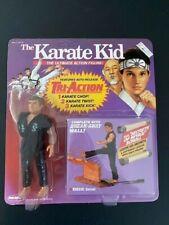 1986 Remco Karate Kid John Kreese MOC UNPUNCHED GEM