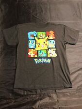 Kids' Pokemon T-Shirt Size: Youth XL Excellent Condition Pikachu Charmander