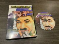 Charles Chaplin DVD Charlot Poretro De Panca