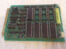 MIS 10M Memory Board