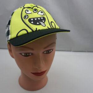 Target Green Alien Monster Hat Kids Toddler Baseball Cap Pre-Owned ST225