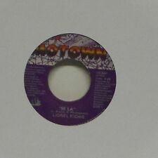 "LIONEL RICHIE 'SE LA' US IMPORT 7"" SINGLE"
