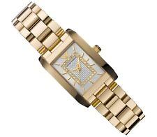 EMPORIO ARMANI Ladies Watch ar3172 GOLD-NUOVO con certificato autenticità