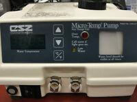 Cincinnati CSZ Sub-zero Digital Hypothermia Micro-Temp Pump Model 737 with Hose