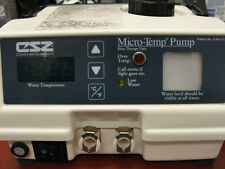 Cincinnati CSZ Sub-zero Digital Hypothermia Micro-Temp Pump Model 737 with Hose
