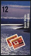 Canada 1389a Booklet BK158a MNH Flag, Estuary Shore