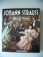 Johann Strauss von Marcel Prawy 1991 Stammbaum Walzerkönig Walzermanager Walzer