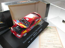 "Renault Megane Coupe, Rennwagen Cup 1998 ""PAYA"" Caparros #26, Onyx in 1:43 boxed"