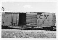 X772 RP 1973 Acy Akron Canton Youngstown Railroad Box Auto