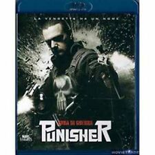 Blu Ray PUNISHER - Zona di Guerra - (2008)   ......NUOVO