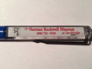The Norman Rockwell Museum at Stockbridge Floaty Floating Pen Christmas Main St