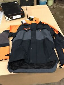 New boxed Stihl classic Hi Flex Jacket sz XtraSmall chest non safety chainsaw