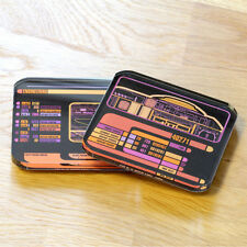 Star Trek The Next Generation Lcars Coasters Set of 2