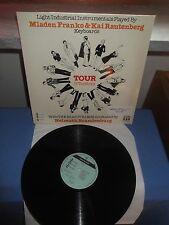 """Mladen Franko & Kai Rautenberg """"Tour Of The Works"""" LP SONOTON GERMANY 1985"""