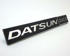 Datsun 240Z Glove Box Dash Emblem! Limited Reproduction New! 31-JE201