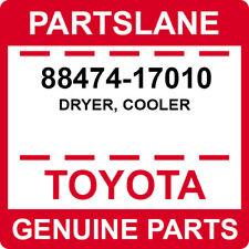 88474-17010 Toyota OEM Genuine DRYER, COOLER