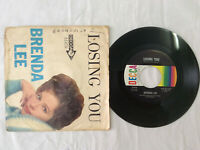 Brenda Lee * Losing You * EP 45 Tours * Decca 31478 * NM