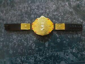 WWE ELITE WORLD HEAVYWEIGHT CHAMPIONSHIP Title Belt