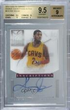 2012-13 Elite Series Inscriptions Kyrie Irving #8 BGS 9.5 Rookie Auto