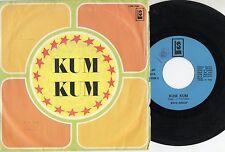 BOYS GROUP disco 45 giri STAMPA ITALIANA Kum kum + Giro giro tondo