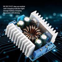 DC-DC Voltage Step Up Converter 10-32V to 12-60V Boost Power Supply Module HighQ
