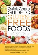 NEW - Quick Check Guide to Gluten Free Foods by Linda McDonald