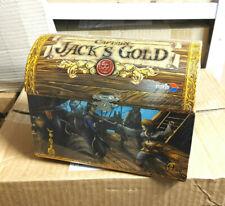 Captain Jack's Gold  -  NEU & OVP in Folie! -> Mit Piratenmünzen aus Metall !!
