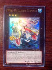 Yu-Gi-Oh! Wind-Up Carrier Zenmaity - ORCS-EN044 - Ultra Rare 1st Edition