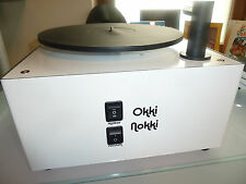 OKKI NOKKI Schallplattenwaschmaschine inkl. L´Art du Son
