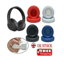 Reemplazo Almohadillas de esponja de espuma suave cubierta para Beats STUDIO 2 & 3 Wireless Nuevo