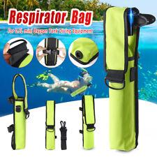 Diving Equipment Mini Cylinder Oxygen Spare Scuba Air Tank 0.5L Respirator Bag