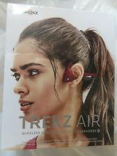 AfterShokz Trekz Air Canyon Red Wireless Bone Conduction Headphones