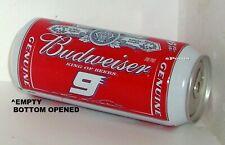 2009 NASCAR BUD RACE CAR #9 KASEY KAHNE BEER CAN BUDWEISER PETTY>GILLETT SPORTS