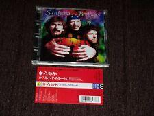 Santana Brothers Japan CD